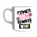 Product Guruji 'Beautiful Text' Print White Ceramic Coffee/Tea Mug for Girls... 1 - Product GuruJi