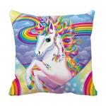 Product Guruji - Unicorn cartoon cushion for kids, best bithday gift for kids, cushion for baby kids, printed cushion for kids, 2 - Product GuruJi