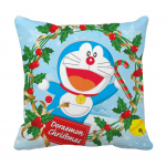 Product Guruji - Doraemon, Nobita friends Toons & Characters Cushion 12x12 with filler for kids,  Doraemon cushion for kids 1 - Product GuruJi