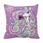 Product Guruji - Unicorn cartoon cushion for kids, best bithday gift for kids, 2 - Product GuruJi
